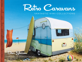 Image of Retro Caravans : Vantastic Kiwi Collections