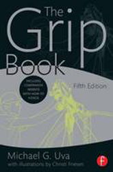 Image of Grip Book : The Studio Grips Essential Guide