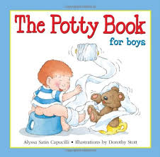Image of The Potty Book For Boys