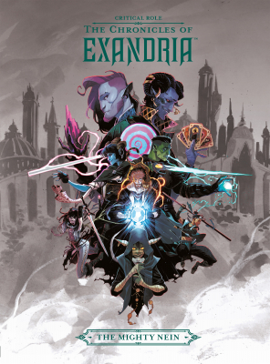 Image of Critical Role : The Chronicles Of Exandria : The Mighty Nein