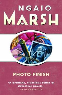 Image of Photo Finish : Chief Inspector Alleyn Book 35
