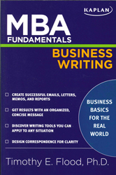 Business Writing Mba Fundamentals