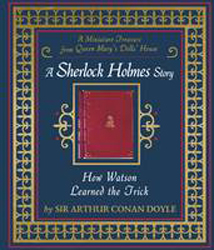 Image of How Watson Learned The Trick : A Sherlock Holmes Story