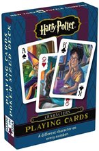 Image of Harry Potter : Characters Playing Card