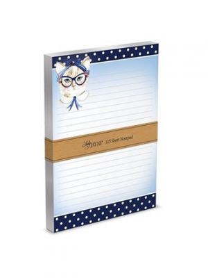 Image of Lady Jayne Pet Lover : Pet Notepads