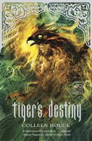 Image of Tiger's Destiny : The Tiger Saga Book 4