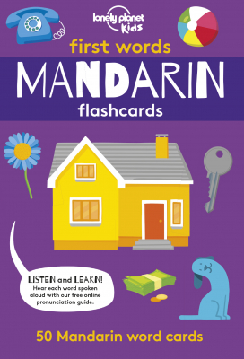 Image of First Words Mandarin Flashcards