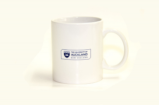Image of Auckland University Traditional Mug White