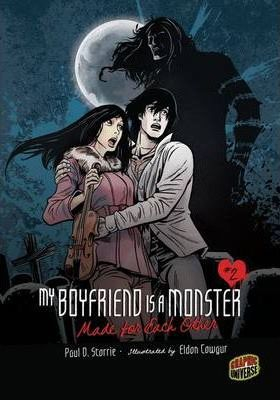 Image of Made For Each Other : My Boyfriend Is A Monster Book 2