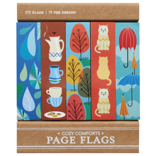 Image of Page Flags : Cozy Comforts