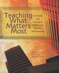 Image of Teaching What Matters Most : Standards And Strategies For Raising Student Achievement