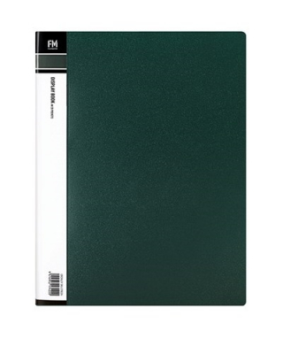 Image of Display Book Fm A4 Forest Green