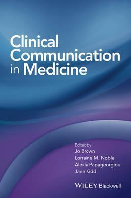 Image of Clinical Communication In Medicine