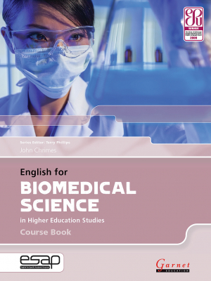 Image of English For Biomedical Sciences In Higher Education Studies : Course Book With Audio Cds