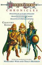 Image of Dragonlance Chronicles Omnibus : Dragonlance Books 1, 2 And 3