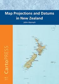 Image of Map Projections And Datums In New Zealand : Development And Applications