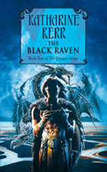 Image of The Black Raven : Deverry Book 10 : The Dragon Mage Book 2