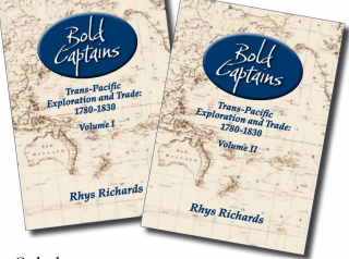 Bold Captains : Trans-pacific Exploration And Trade 1780-1830 : 2 Volume Set