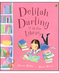 Image of Delilah Darling Is In The Library