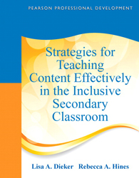 Image of Strategies For Teaching Content Effectively In The Inclusivesecondary Classroom