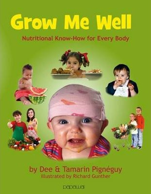 Image of Grow Me Well Nutritional Know-how For Every Body