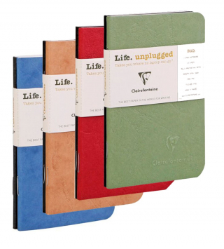 Image of Notebook Clairefontaine Life Duo Pack