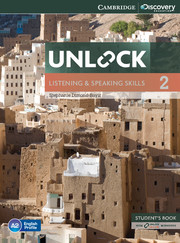Image of Unlock : Listening And Speaking Skills : Level 2 : Student'sbook And Online Workbook