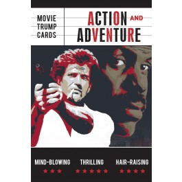 Image of Action And Adventure : Movie Trump Cards