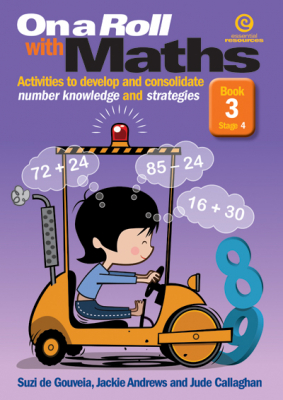 On A Roll With Maths : Book 3 Stage 4 - ubiq bookshop: the
