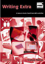Image of Writing Extra : A Resource Book Of Multi-level Skills Activities