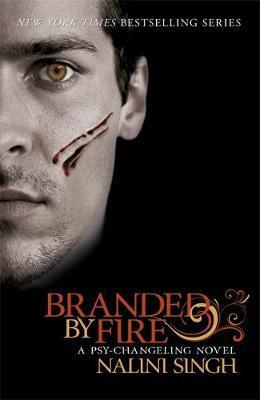 Image of Branded By Fire : Psy Changeling Book 6