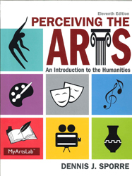 Image of Perceiving The Arts : An Introduction To The Humanities