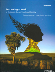 Accounting At Work In Business Government And Society