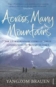Image of Across Many Mountains : Three Daughters Of Tibet