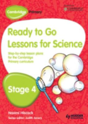 Image of Ready To Go Lessons For Science Stage 4