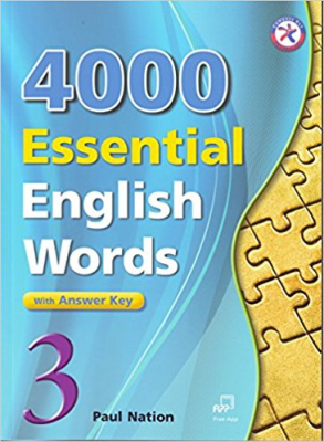 4000 Essentials English Words 3 With Answer Key
