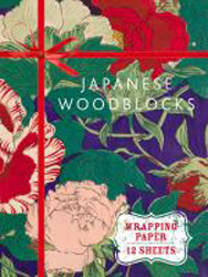 Image of Japanese Woodblock Prints : Wrapping Paper Book