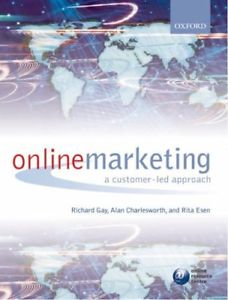 Image of Online Marketing : A Customer-led Approach