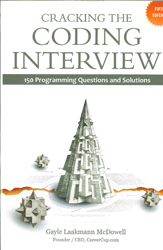 Image of Cracking The Coding Interview : 150 Programming Questions And Solutions