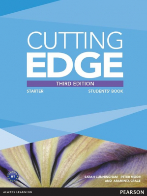Image of Cutting Edge : Starter : Students Book + Mylab Pack
