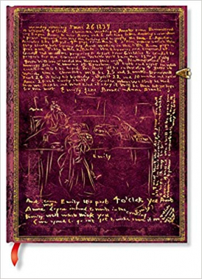 Image of The Bronte Sisters Special Edition : Ultra Unlined Journal