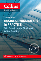 Image of Collins Cobuild Business Vocabulary In Practice