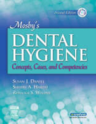 Image of Mosbys Dental Hygiene Concepts Cases & Competencies