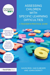 Image of Assessing Children With Specific Learning Difficulties : A Teacher's Practical Guide