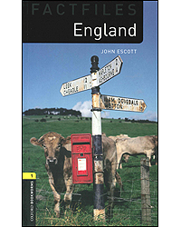 Image of England : Factfile : Oxford Bookworms Stage 1
