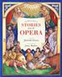 Image of Stories From The Opera Bk & Cd