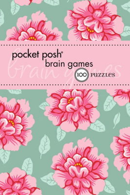 Image of Pocket Posh Brain Games 5