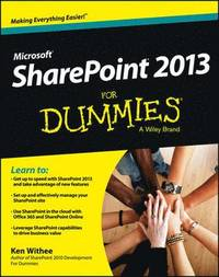 Image of Sharepoint 2013 For Dummies