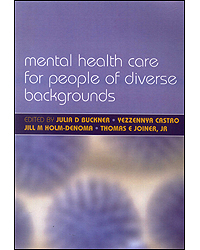 Image of Mental Health Care For People Of Diverse Backgrounds