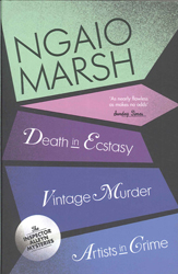Image of Ngaio Marsh Collection 2 : Death In Ecstasy + Vintage Murder+ Artists In Crime